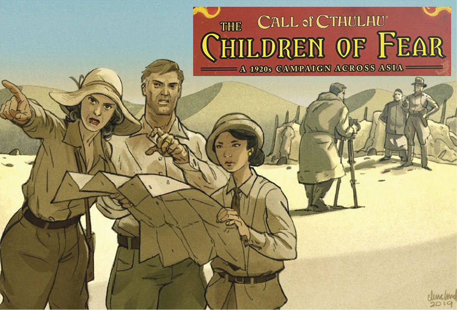 The Children of Fear